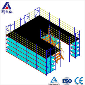 Warehouse Storage Good Capacity Steel Platform Floor pictures & photos