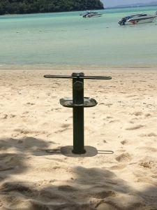 Beach Umbrella Sand Anchor, Metal Beach Umbrella Holder pictures & photos
