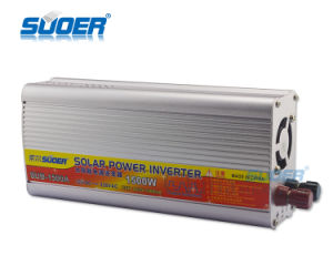 Suoer Solar Power Inverter 1500W off Grid Inverter (SUB-1500A) pictures & photos