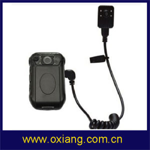 4G WiFi Waterproof Police Body Camera HD1080p Wireless Police Wearable Camera Recorder pictures & photos