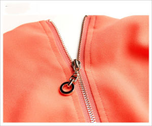 Metal Zipper for Garments 7043 pictures & photos