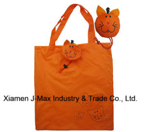 Foldable Shopping Promotional Bag, Animal Tiger Style, Reusable, Lightweight, Gifts, Accessories & Decoration, Grocery Bags pictures & photos