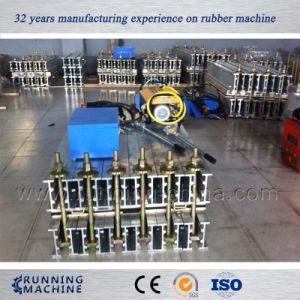 Steel Cord Splicing Vulcanizing Machine with ISO/Ce/SGS pictures & photos