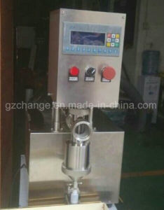 High Precision Small Dosage 0.3-1g Pharmacy Powder Filling Machine pictures & photos