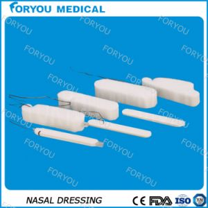 Ent Dressing Nasal Sponge Disposable Hemostatic Epistaxis Sponge pictures & photos