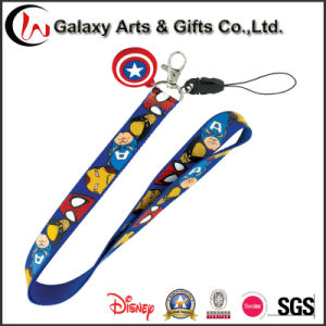 Custom High Quality Phone Lanyard for Mobile Phone Accessories pictures & photos