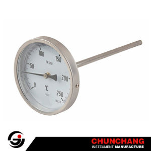 100mm Back Connection Thermometer Economic pictures & photos
