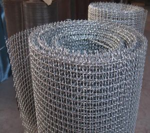 Stainless Steel Crimped Wire Mesh for Mining Sieve Screen Mesh pictures & photos