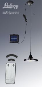 Solar Industrial Pendant Light with Remote Control pictures & photos