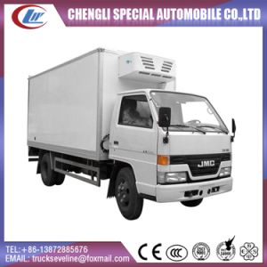 Popular Jmc 2 Tons Small Refrigerated Truck for Sale pictures & photos