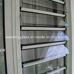 3-6mm Clear Patterned Louver Glass pictures & photos