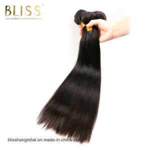 "Bliss Malaysian Hair Straight 12""-24"" 9A High Quality One Donor Unprocessed Virgin Malaysian Hair pictures & photos"