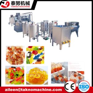 Complete Automatic Jelly Candy Depositor pictures & photos