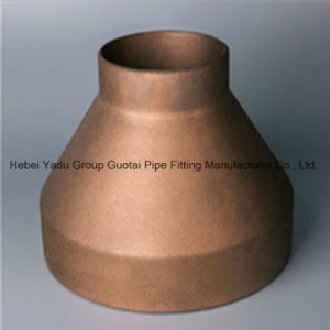 Pipe Fittings Brass Steel Concentric Weld Reducers pictures & photos