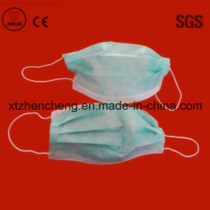 Surgical Face Mask for Medical Supplies Medical Supply pictures & photos
