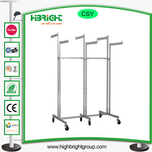 Six Arms Stainless Steel Garment Rack pictures & photos