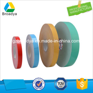 Double Sided Solvent Base PE Polyethylene Foam Adhesive Tape (BY0805) pictures & photos