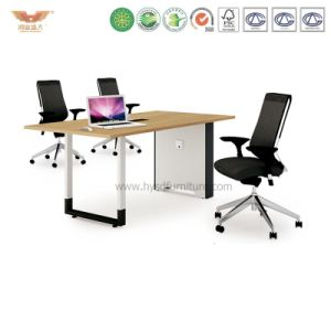 Modern Office Furniture Meeting Room Wooden Conference Table (H90-0305)