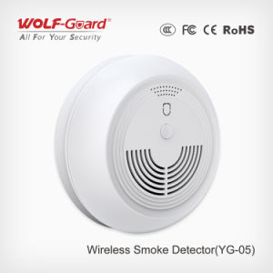 Alarm System Smoke +Temperature Detector Sensor pictures & photos