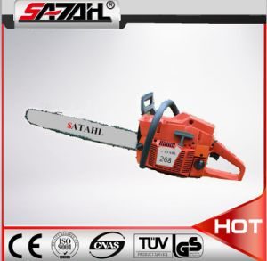 Gasoline Garden Tool 69cc 3.2kw 268/272 Chain Saw pictures & photos