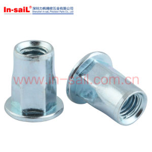 China Special Custom Rubber Insulated Rivet Nuts pictures & photos