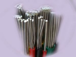 Blv Alumimun Conductor PVC Electrical/Electric Wire pictures & photos