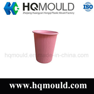 High Quality Plastic Dustbin /Garbage Can Injection Mould pictures & photos