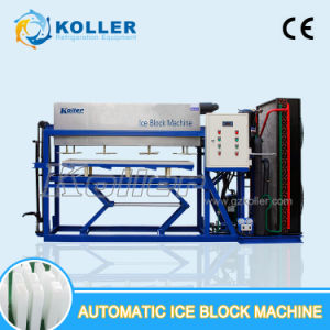 Koller 2000kg Automatic Ice Block Machines Without Brine Water for Human Consumption pictures & photos