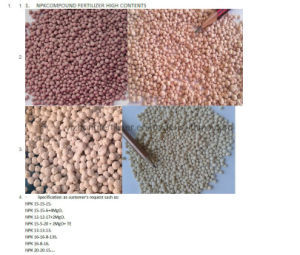 NPK 15 12 15 / Fertilizer NPK pictures & photos