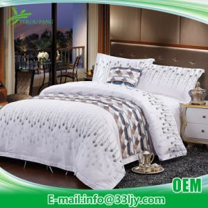 OEM Discount 400tc Bedsheets Sets for Coffee Shop pictures & photos