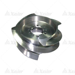 Milling Service Precision Custom Bronze Milling Mechanical Parts pictures & photos
