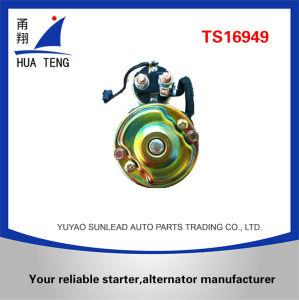 12V 1.4kw Mitsubishi Starter for Nissan Motor Lester 17685 pictures & photos
