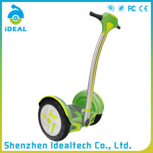 Two Wheel 350W*2 18km/H Pneumatized Smart Self Balancing Electric Scooter pictures & photos
