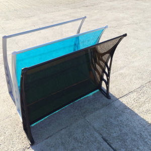 3mm Solid UV Polycarbonate Canopy pictures & photos