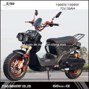 2017 New Design Cheap 1500W 72V 20ah Silicon Battery EEC Adult 1000watts Electric Scooters pictures & photos