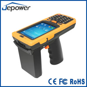 Ht380A UHF Handheld Terminal, Handheld PDA with UHF RFID Reader pictures & photos