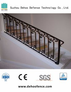 Home Decoration Wrought Iron Hot Sale Stair Fencing pictures & photos