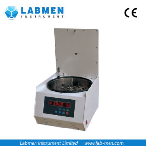 Blood Washing Centrifuge 4000r/Min in Digital Display pictures & photos