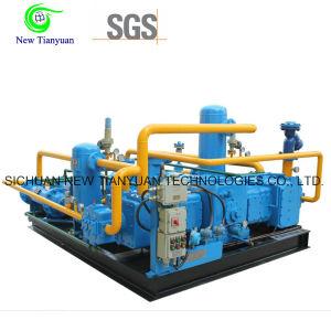 5MPa Working Pressure Nitrogen Gas Cylinder Filling Compressor