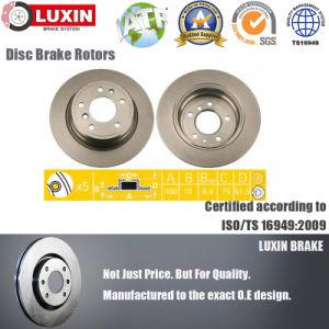 German Auto Parts Brake Disc for BMW pictures & photos