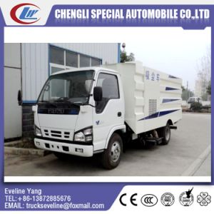 4X2 Isuzu Dust Cleaner Truck pictures & photos