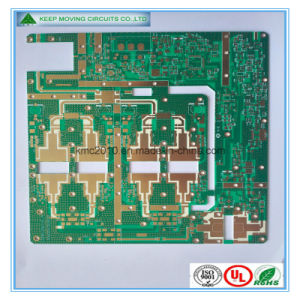 PCB Board Rogers Arlon PCBA PCB Circuit Board with UL RoHS pictures & photos