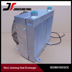 Customized Design Aluminum Plate Fin Hydraulic Oil Cooler pictures & photos