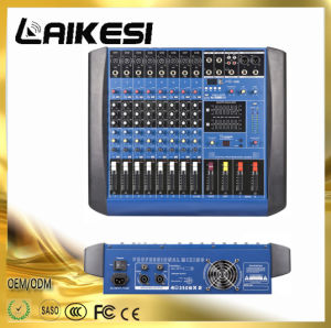 8 Channel GM8 Stage Audio Mixer High Quality pictures & photos
