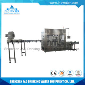 Ce Certificate Bottled Water Filling Machine for Plastic Bottle pictures & photos