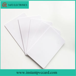 Cr80 Size Printable Inkjet PVC Card for Business Card pictures & photos
