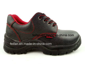 Hot Sale The Low Ankle Leather Safety Shoes for Protection pictures & photos