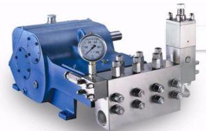 High Pressure Plunger Pump (Maximum pressure 500bar) pictures & photos