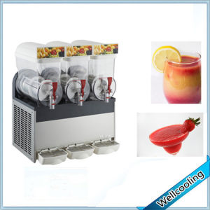 Factory Direct Selling Commercial Stainless Steel 3 Bowl Slush Machine pictures & photos