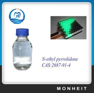 Factory Price High Quality 99.5% N-Ethyl-Pyrrolidone as Cleaning Agent for Organic of OLED pictures & photos